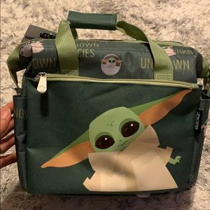 The Mandalorian Child Lunch Cooler
